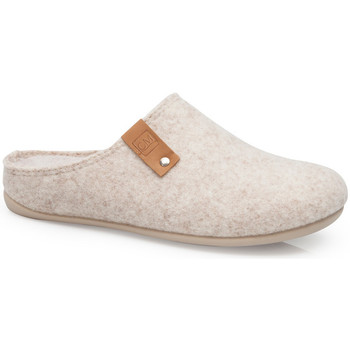 Zapatos Pantuflas Calzamedi DE ESTAR POR CASA 6578 BEIGE