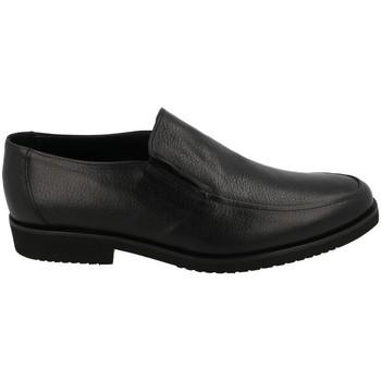 Zapatos Hombre Mocasín She - He S-105 NEGRO Negro