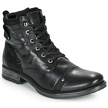 Zapatos Hombre Botas de caña baja Redskins YANI Negro