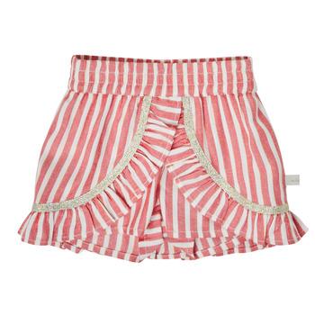 textil Niña Shorts / Bermudas Ikks XS26000-35 Rojo