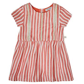 textil Niña Vestidos cortos Ikks XS30000-35 Rojo