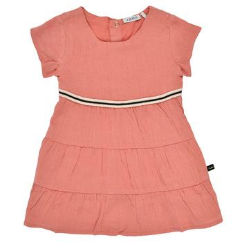 textil Niña Vestidos cortos Ikks XS30090-67 Naranja