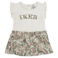 textil Niña Vestidos cortos Ikks XS30120-19 Multicolor