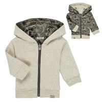 textil Niño Sudaderas Ikks XS17041-15 Blanco