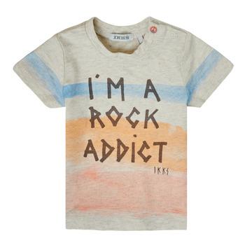 textil Niño Camisetas manga corta Ikks XS10061-60 Multicolor