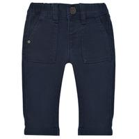 textil Niño Pantalones con 5 bolsillos Ikks XS29011-48 Marino