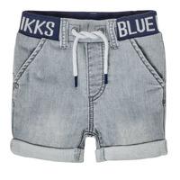 textil Niño Shorts / Bermudas Ikks XS25011-94 Gris