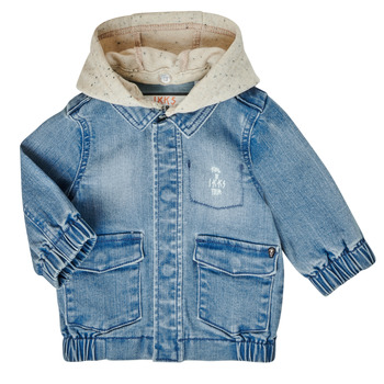 textil Niño cazadoras Ikks XS40021-84 Azul