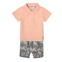 textil Niño Conjunto Ikks XS37001-77 Multicolor