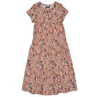textil Niña Vestidos largos Ikks XS30042-32-C Multicolor