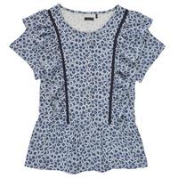 textil Niña Tops / Blusas Ikks XS12052-48-C Azul