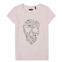 textil Niña Camisetas manga corta Ikks XS10492-31-C Rosa