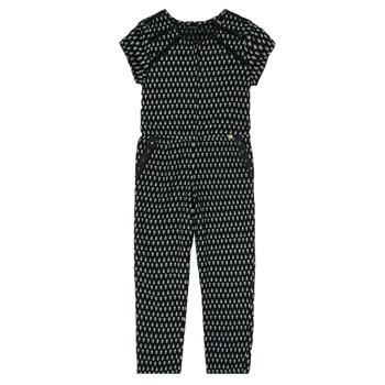 textil Niña Monos / Petos Ikks XS32012-02-C Negro