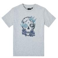 textil Niño Camisetas manga corta Ikks XS10243-21-C Gris