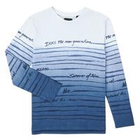 textil Niño Camisetas manga larga Ikks XS10003-19-C Multicolor