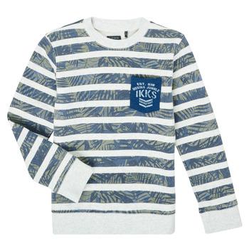 textil Niño Sudaderas Ikks XS15053-22-C Multicolor
