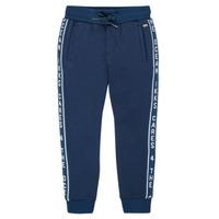 textil Niño Pantalones de chándal Ikks XS23003-48-C Marino