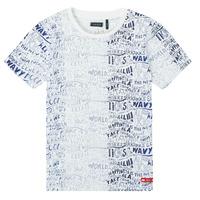 textil Niño Camisetas manga corta Ikks XS10063-19-C Multicolor