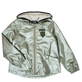 textil Niña cazadoras Ikks XS41042-57-C Oro