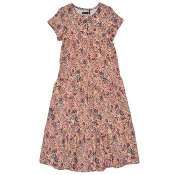 textil Niña Vestidos largos Ikks XS30042-32-J Multicolor