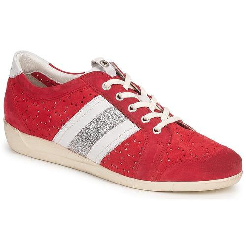 Cómodo y bien parecido Zapatos especiales Janet Sport MARGOT ODETTE Rojo