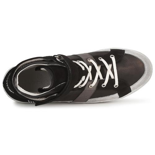 Zapatillas Negro Altas Mujer Altas Mujer Zapatillas Negro 9IYWDHE2