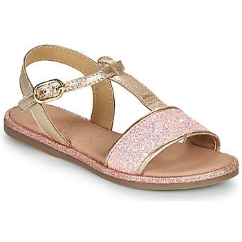 Zapatos Niña Sandalias Mod'8 PAILLETTA Rosa