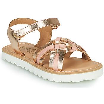 Zapatos Niña Sandalias Mod'8 JOKINE Rosa