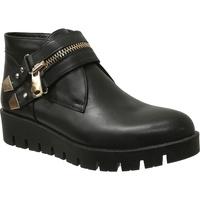 Zapatos Mujer Botines Metamorf'Ose SAGULLI negro
