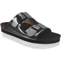 Zapatos Mujer Zuecos (Mules) Plakton Bloc-sta-460010 gris