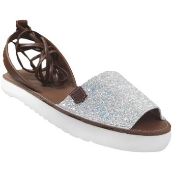 Zapatos Mujer Sandalias Popa Polace multicolor
