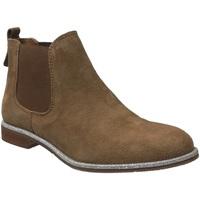 Zapatos Mujer Botines L'atelier Tropezien Dw-107 Terciopelo marrón