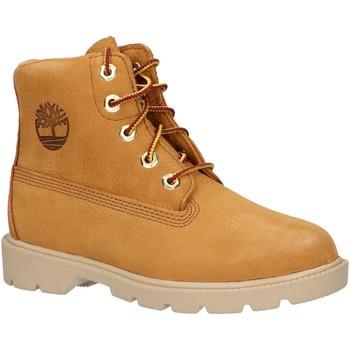 Zapatos Niño Botas de caña baja Timberland A27C9 CLASSIC Beige