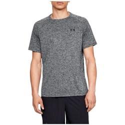 textil Hombre Camisetas manga corta Under Armour Tech 20 Grises