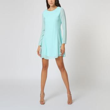 textil Mujer Vestidos cortos Love&money K69287 VERDE