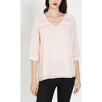 textil Mujer Tops / Blusas Love&money L15033 ROSA