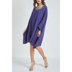 textil Mujer Vestidos cortos Love&money L30120 AZUL