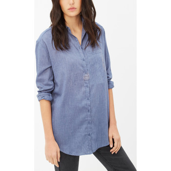 textil Mujer Tops / Blusas La Morena LA-040432 AZUL