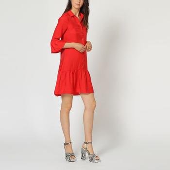 textil Mujer Vestidos cortos La Morena LA-260926 NEGRO