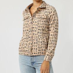textil Mujer cazadoras La Morena LA-261110 BEIGE