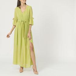 textil Mujer Vestidos largos La Morena LA-261121 BLANCO