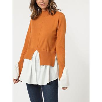 textil Mujer Jerséis La Morena LA-470104 AMARILLO