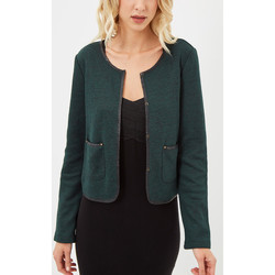 textil Mujer Chaquetas / Americana Sinty SI-220005 VERDE