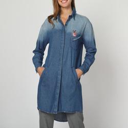 textil Mujer Chaquetas denim Sinty SI-260115 AZUL