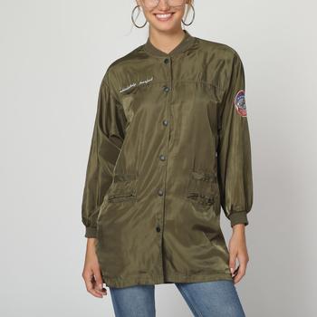 textil Mujer Cortaviento Sinty SI-260119 VERDE