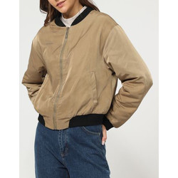 textil Mujer cazadoras Sinty SI-260149 BEIGE