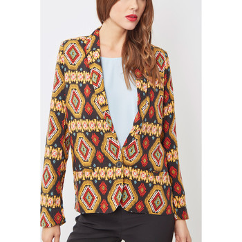 textil Mujer Chaquetas / Americana Sinty SI-290165 NEGRO