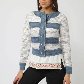 textil Mujer cazadoras La Morena LA-460120 AZUL