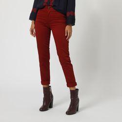 textil Mujer Pantalones Anany AN-520002 BURDEO
