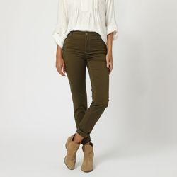 textil Mujer Pantalones Anany AN-520002 KAKI